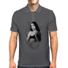 Tatted Aaliyah  Mens Polo