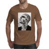 Tattoo Smoke Sigaretta Skull Mens T-Shirt