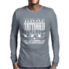 Tattooed Dad Mens Long Sleeve T-Shirt