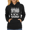 Tattooed Dad Womens Hoodie