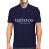 TATTOOS Mens Polo