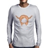 Taurus Girl Mens Long Sleeve T-Shirt