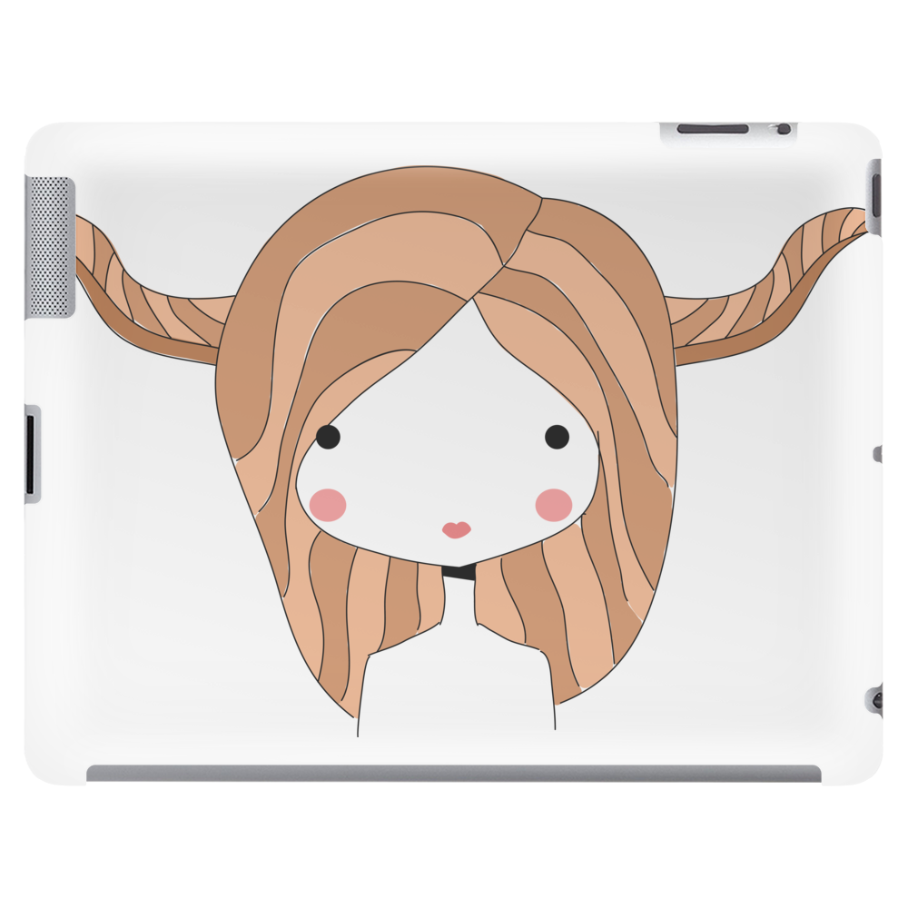Taurus Girl Tablet (horizontal)