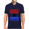 Taylor for President Mens Polo