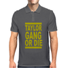 Taylor Gang or Die Mens Polo