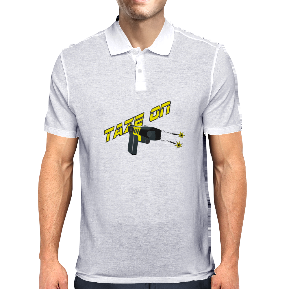 Taze On Mens Polo