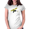 Taze On Womens Fitted T-Shirt