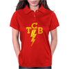 TCB Classic Rock Rockabilly Womens Polo
