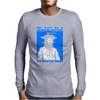 Teach You Cant Be a Pirate without a Beard Mens Long Sleeve T-Shirt