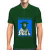 Teach You Cant Be a Pirate without a Beard Mens Polo