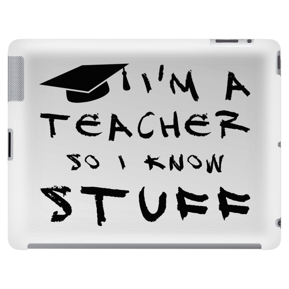 Teachers know stuff Tablet