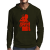 Team Daryl Walking Dead Mens Hoodie