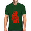 Team Daryl Walking Dead Mens Polo