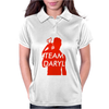Team Daryl Walking Dead Womens Polo