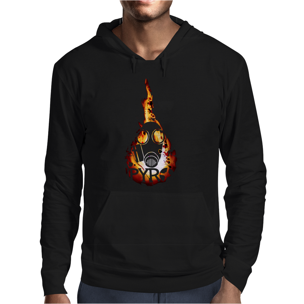Team Fortress 2 - The Pyro Mens Hoodie