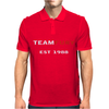 TEAM FURY Mens Polo
