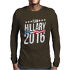 Team Hillary 2016 Mens Long Sleeve T-Shirt