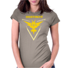 Team Instinct (vintage) Womens Fitted T-Shirt