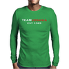TEAM JOSHUA Mens Long Sleeve T-Shirt