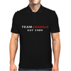 TEAM JOSHUA Mens Polo