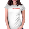 TEAM MCGREGOR Womens Fitted T-Shirt
