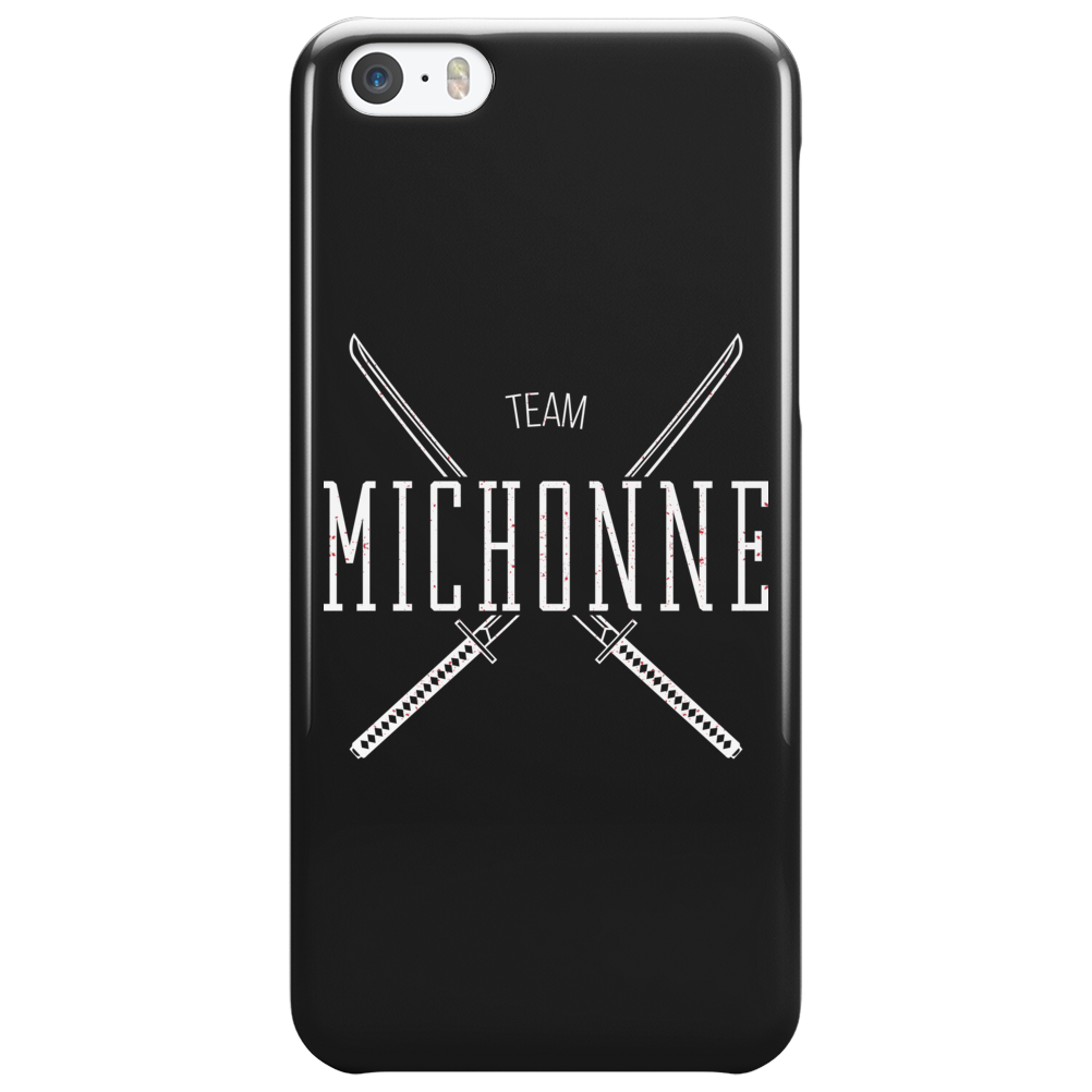 Team Michonne Phone Case