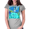 Team Mystic FTW! Womens Fitted T-Shirt