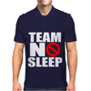 Team No Sleep Mens Polo