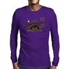 Team Paper Chasers 77 Mens Long Sleeve T-Shirt