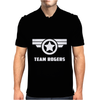 Team Roger Civil War Mens Polo