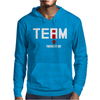 Team There It Is Mens Hoodie
