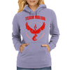 Team Valor Pokemon Go Womens Hoodie