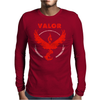 Team Valor (vintage) Mens Long Sleeve T-Shirt