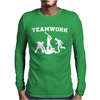 TEAM WORK MMA Mens Long Sleeve T-Shirt