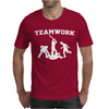TEAM WORK MMA Mens T-Shirt