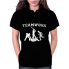 TEAM WORK MMA Womens Polo