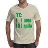 TEAMO VS TEQUILA Mens T-Shirt