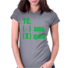 TEAMO VS TEQUILA Womens Fitted T-Shirt