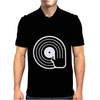 Technics Turntables Mens Polo