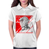 Techno Retro A1 Womens Polo