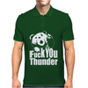Ted Fuck You Thunder Mens Polo