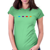 Teenage Mutant Ninja Turtles Womens Fitted T-Shirt