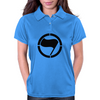 Teenage Riot Anti-Establishment 4 Womens Polo
