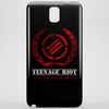 Teenage Riot Anti-Establishment laude Phone Case