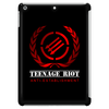 Teenage Riot Anti-Establishment laude Tablet (vertical)