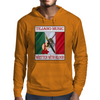 Tejano Music, Written With Blood Mens Hoodie