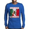 Tejano Music, Written With Blood Mens Long Sleeve T-Shirt