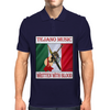 Tejano Music, Written With Blood Mens Polo