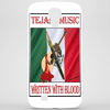 Tejano Music, Written With Blood Phone Case
