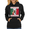 Tejano Music, Written With Blood Womens Hoodie